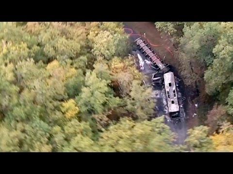 Γαλλία: 42 νεκροί σε τροχαίο κοντά στο Μπορντό