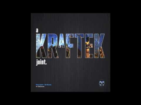 Paul Ursin   28 Drums Kraftek