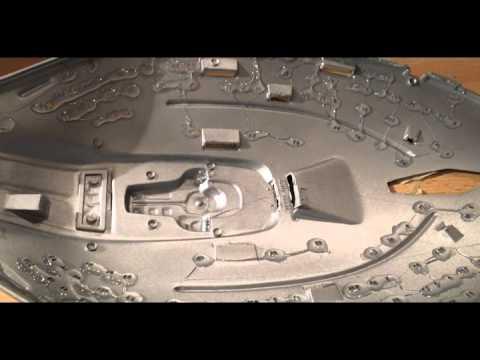 Revell USS Voyager LED Tutorial