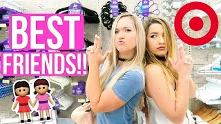 WHAT BEST FRIENDS DO IN TARGET!!! by Alisha Marie Vlogs