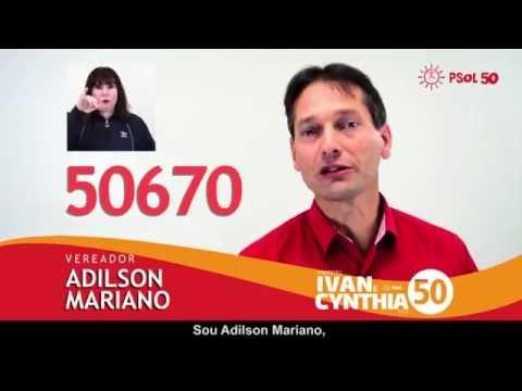 Vote, Adilson Mariano, 50.670