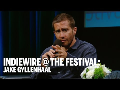 Jake Gyllenhaal - Intimate one-on-one conversations with some of the most notable actors and directors at the Festival, interviewed by the Indiewire editorial team. http://tif...
