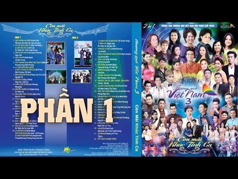 Chương trình ca nhạc Thương Quá Việt Nam Số 3 Phần 1 - Nhiều Ca Sỹ