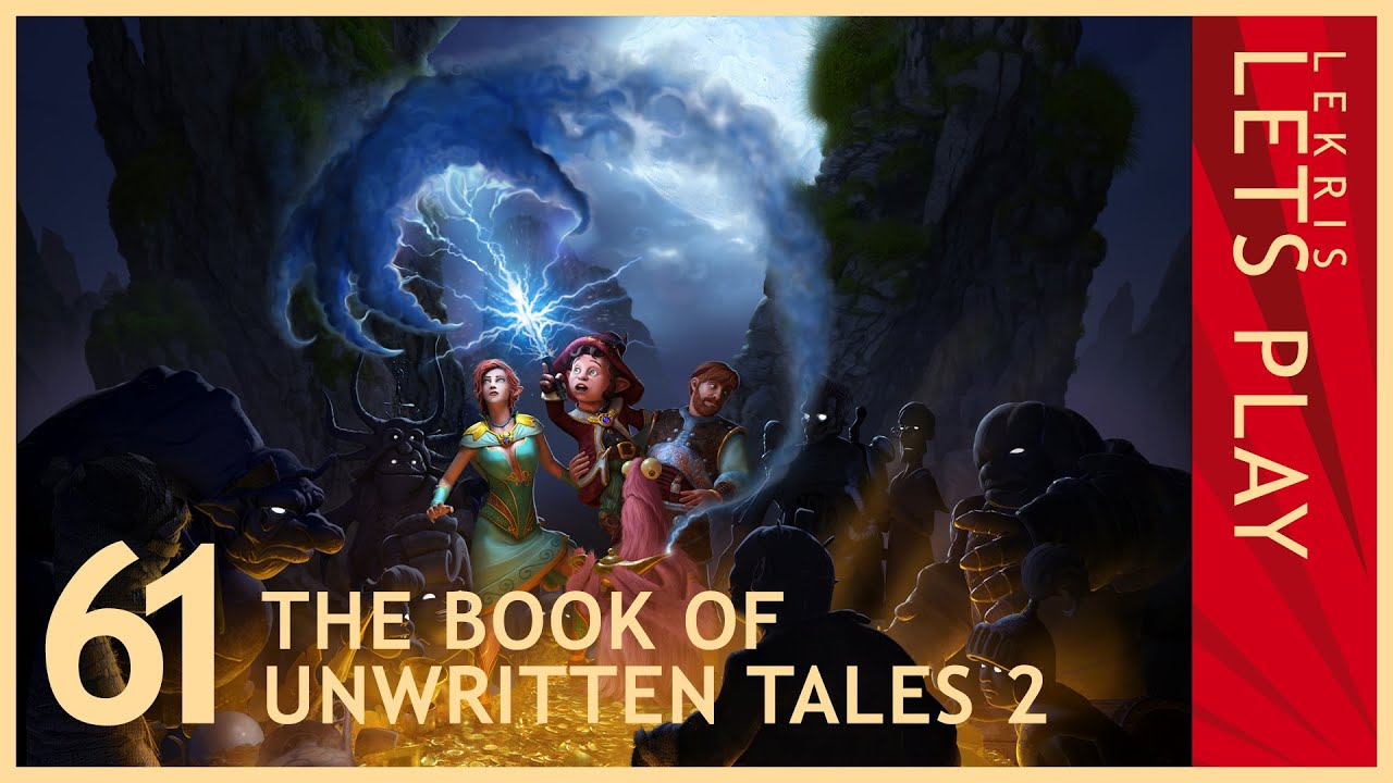 The Book of Unwritten Tales 2 - Kapitel 5 #61 - Erfolgreiche Geisterbeschwörung