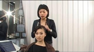 Hair.she.com -打造面試形象 - 高級行政人員 - 髮型示範 01