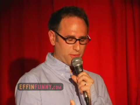The Sklar Brothers Effinfunny Stand Up - Daughter DNA