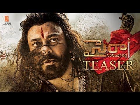 Sye Raa Teaser Telugu - Chiranjeevi | Ram Charan | Amitabh Bacchan | Surender Reddy | #SyeRaaTeaser