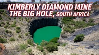 Kimberley South Africa  City new picture : The Giant Holes: Kimberly Diamond Mine (The Big Hole), South Africa #Vendora
