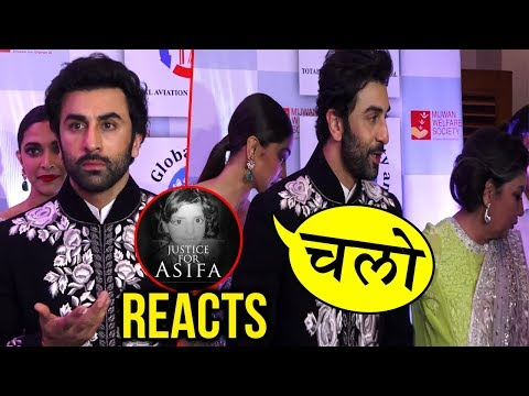 Ranbir Kapoor STOPPED By Shabana Azmi To Comment O
