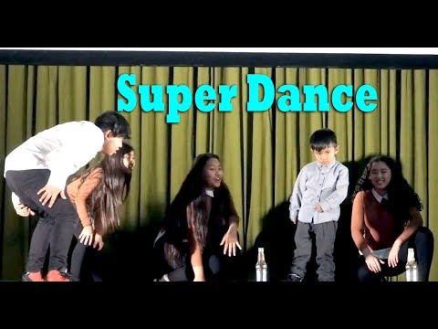 (Super Dance by Nepali Kid in UK - Duration: 2 minutes, 27 seconds.)