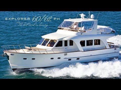 Explorer Motor Yachts 60/62video