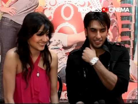 Interview: Anushka Sharma  Ranveer Singh for YRF's Band Baaja Baaraat
