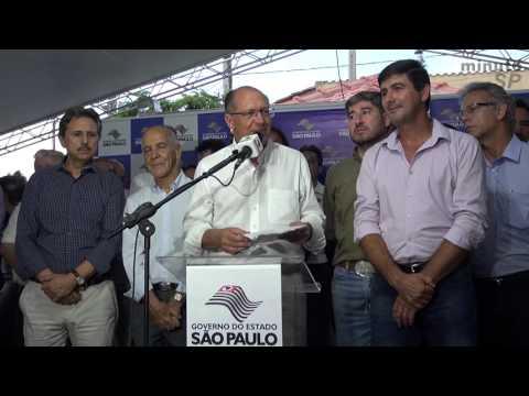 GovernoSP: Torre de Pedra recebe investimentos em saúde e lazer