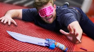 Nerf Find Your Weapon Challenge!