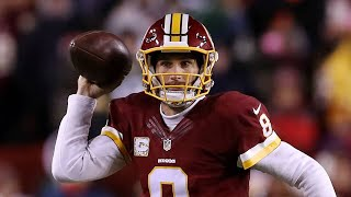 The Washington Redskins announce that they offered Kirk Cousons a five year, 53 million dollar deal in May, and that he SAID NO!