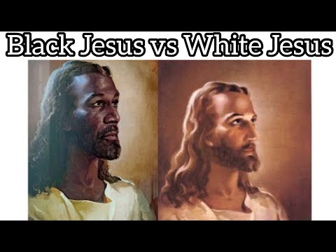 Topic: Black Jesus Vs White Jesus