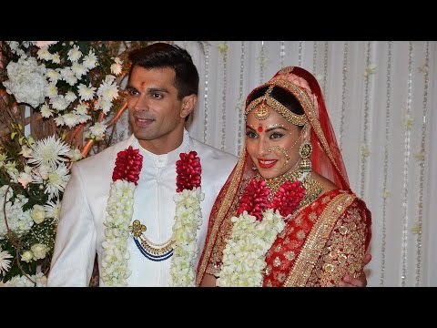 Bipasha Basu And Karan Singh Grover's Royal Weddin