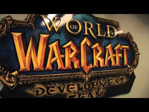 Blizzard press tour - The GameSpot crew takes a tour around the Blizzard Entertainment studios.