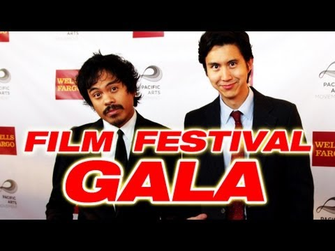 National Film Society - At the San Diego Asian Film Festival's swanky awards gala, Patrick and Stephen hang out on the red carpet, where they see several familiar faces and make eve...