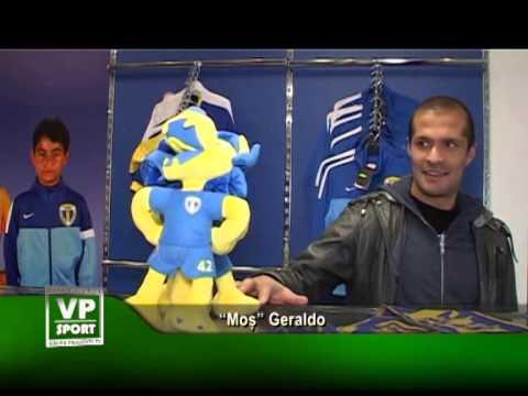 """""""Moș"""" Geraldo"""