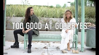 Video Sam Smith - Too Good at Goodbyes   Alyson Stoner & Cassie Scerbo MP3, 3GP, MP4, WEBM, AVI, FLV Maret 2018