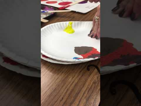 Using Primary Colors to Mix Brown