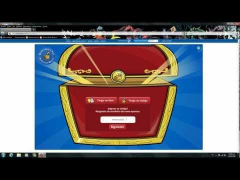 Nuevos Codigos Reutilizables en club penguin y trucos 2/2 (2012)