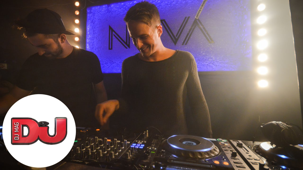 Dannic, Dyro & Kill The Buzz - Live @ Amsterdam Dance Event 2015