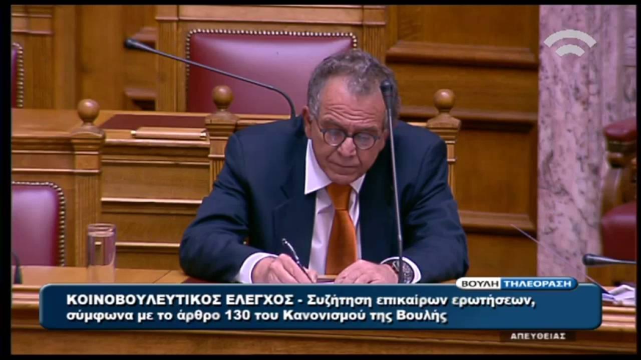 Γ. Μουζάλας: Η Ειδομένη έκλεισε και το Ελληνικό θα κλείσει