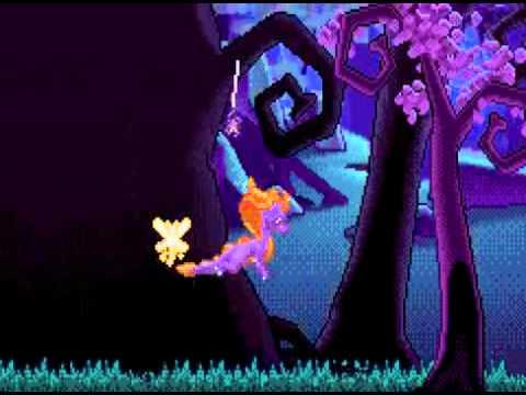 The Legend of Spyro : The Eternal Night GBA
