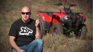 1. ATV Test Ride: Grizzly 300