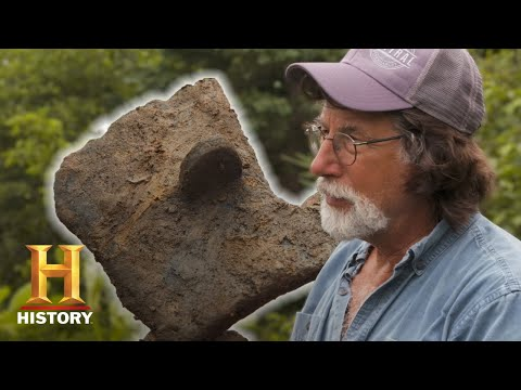 The Curse of Oak Island: NEW EVIDENCE FOUND in Search for Ancient Anchors (Season 8) | History