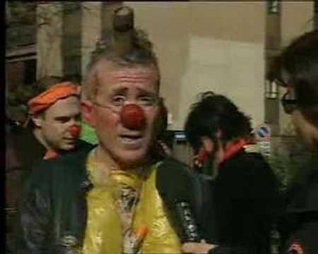 Servizio TG: Milano Clown Festival 2007
