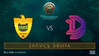 Anji vs DD, The International 2017 Qualifiers [GodHunt, V1lat]