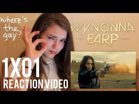 "WYNONNA EARP reaction [1x01] ""Purgatory"""