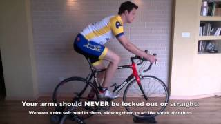 Ride Your Bike Faster: Sitting Properly