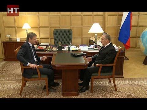 В Москве прошла рабочая встреча губернатора Сергея Митина и главы Минсельхоза РФ Александра Ткачева