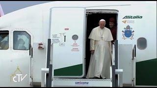 Viaje del Papa Francisco a Egipto