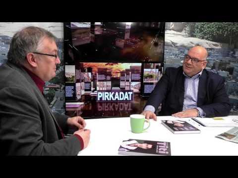 Dénes Tamás újságíró most szerkesztőként beszélt Lakat T. Károly legújabb könyvéről