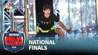 Nonton Flip Rodriguez at the National Finals: Stage 1 - American Ninja Warrior 2016 Film Subtitle Indonesia Streaming Movie Download