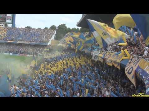 """Video - """"Porque nos fuimo' a la b, porque volvimo a la A"""" - Rosario Central (Los Guerreros) vs Pec - Los Guerreros - Rosario Central - Argentina"""