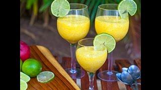 Videoricetta: mousse al mango