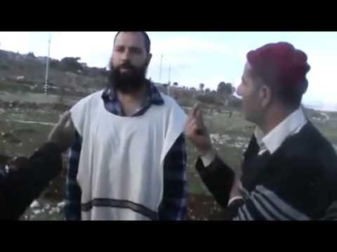 """ארץ ישראל שייכת רק ליהודים כי כך קבע הקב""""ה בתורתו"""