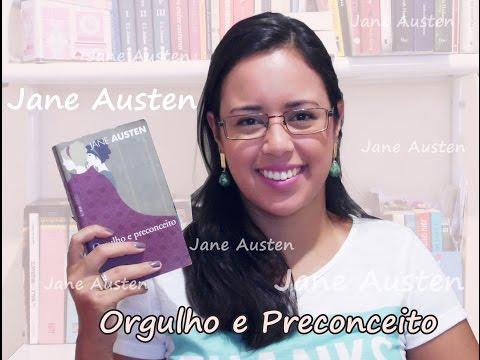 {eu li} Orgulho e Preconceito - Jane Austen