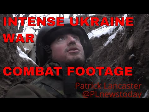 (Eng Subs)Ukraine War UNCUT: UNDER FIRE in the trenches of Donbass (видео)