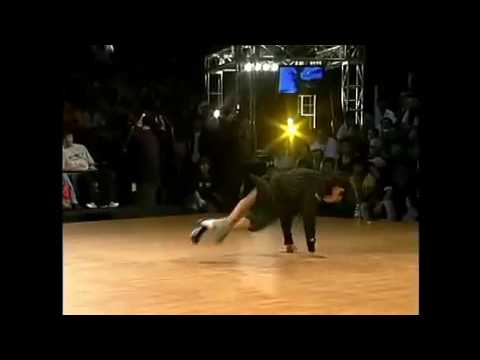 Lilou и Brahim vs Wing и Skim (Freestyle Session 2005)