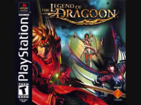 Legend of Dragoon ost Black Castle