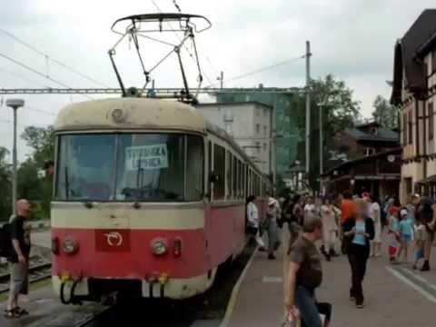 Nostalgické video Tatranskej strely