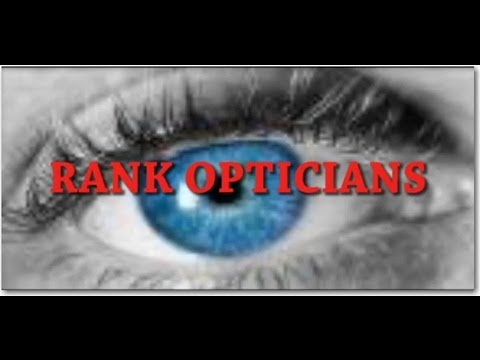 RANK OPTICIANS