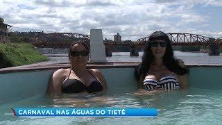 Longe da folia, turistas encontram tranquilidade e mordomia em Barra Bonita